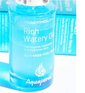 TONY MOLY AQUAPORING RICH WATERY OIL