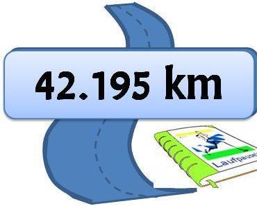 42,195: Warum wir Marathon laufen und was wir dabei denken von Matthias Politycki