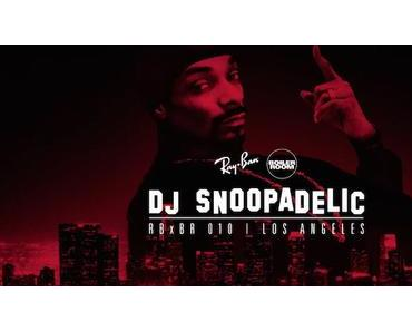 DJ Snoopadelic Ray-Ban x Boiler Room 010 Los Angeles Live Set // video + free audio download