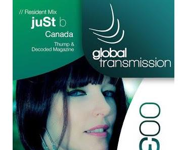 Unknown but beautifull: Global Transmission / 003 || Resident Mix: juSt b