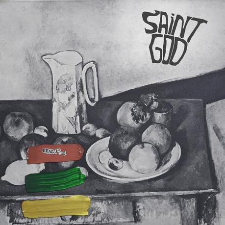Saint God - Realise Ep