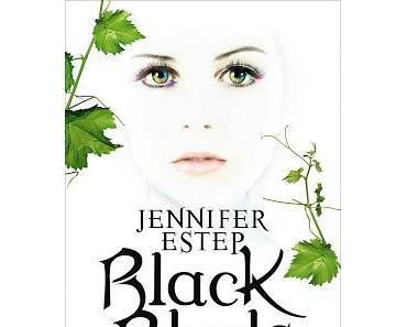 [Rezension] Black Blade - Das eisige Feuer der Magie (Band 1) von Jennifer Estep + Infos zur Autorin für die Frankfurter Buchmesse 2015