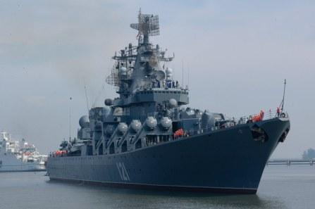 Russian-War-Ship