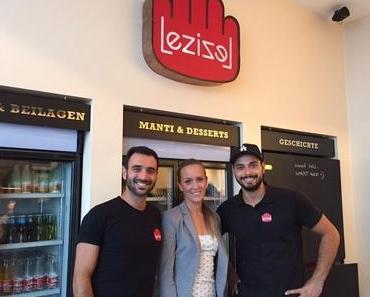LEZIZEL  – Manti – Speise der Sultane (türkische Teigtaschen)
