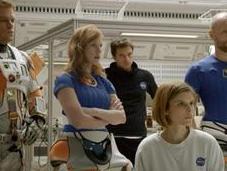 """Sightseeing wider Willen Matt Damon alleine Mars """"Der Marsianer""""!"""