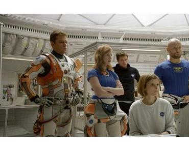 "Sightseeing wider Willen - Matt Damon alleine auf dem Mars in ""Der Marsianer""!"