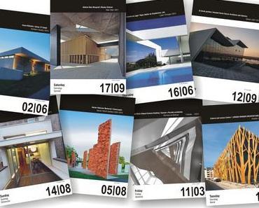 Architekturkalender ARCHIPENDIUM 2016