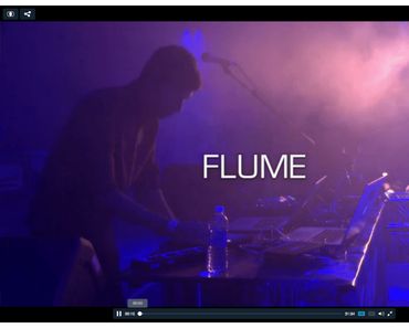 Video: Flume – Live at Hype Machine's Hype Hotel