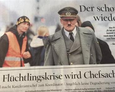 TL;DR | Hitler und die Flüchtlinge, USA vom EuGH-Urteil enttäuscht usw.