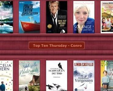 Top Ten Thursday #229