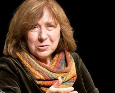 Swetlana Alexijewitsch bekommt Literaturnobelpreis 2015!