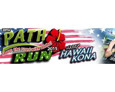 Hawaii – Big Island: 10k Path Run – Share the road with ALOHA!