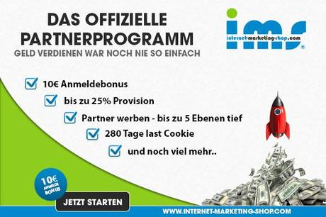 Der Internet Marketer Shop [#IMS]