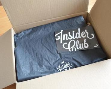 nu3 Insider-Box unboxing