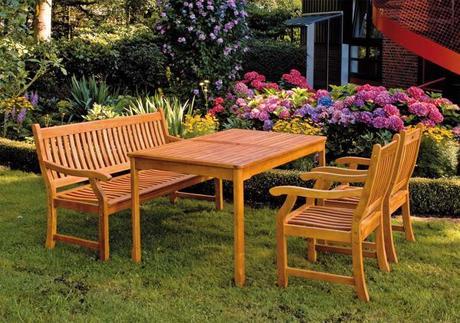 Gartenmöbel holz selber bauen  Gartenmöbel selber bauen aus altem Holz