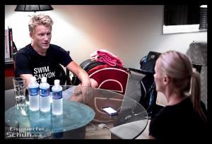 EISWUERFELIMSCHUH - Nils Frommhold Interview IRONMAN HAWAII KONA 2015 016