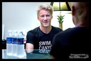 EISWUERFELIMSCHUH - Nils Frommhold Interview IRONMAN HAWAII KONA 2015 015