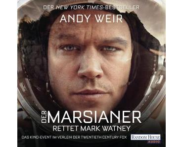 Weir, Andy: Der Marsianer (Hörbuch)