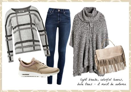 Outfitinspiration: autumn is the time for cozy sweaters