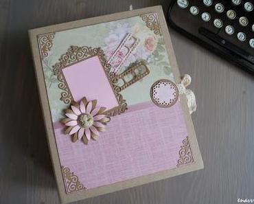 "Scrapbook ""Flower Dreams"""