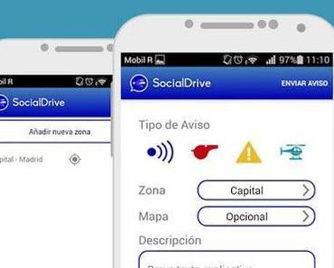 "Handy-App ""SocialDrive"" sorgt für Wirbel"