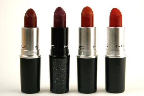 Madames MAC-Favoriten für den Herbst