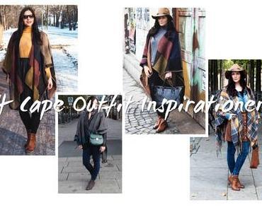 4 Cape Outfit Ideen: Wie ihr ein Cape im Alltag stylen könnt