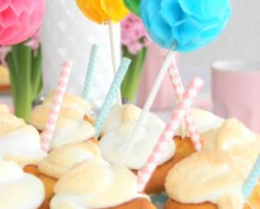 Limonaden-Cupcakes