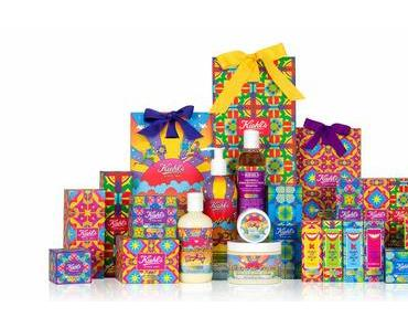 Preview: Kiehl's Holiday Collection x Peter Max