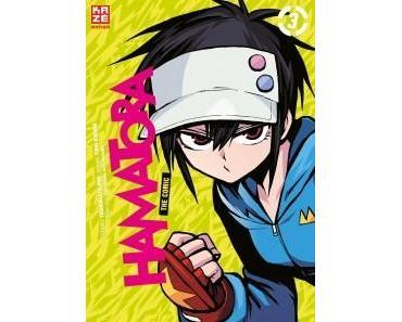 Manga Review: Hamatora The Comic Band 3