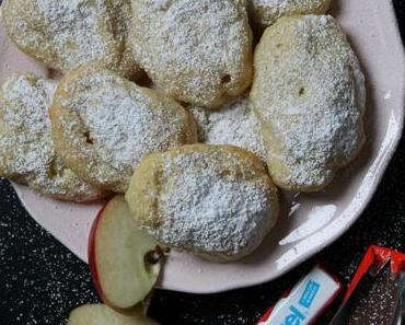 Süße Quarktaschen