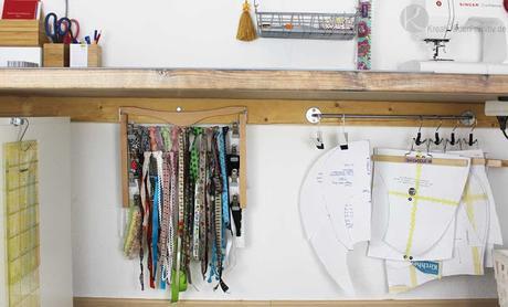 Sewing Secrets: Nähzimmer
