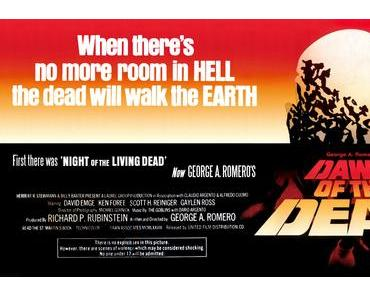 Review: ZOMBIE – DAWN OF THE DEAD – George A. Romero auf dem Zenit seiner Kunst