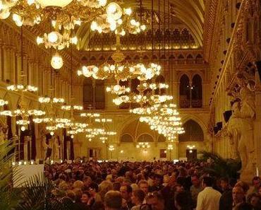 AWC Vienna – Gala Nacht des Weines 2015 im Wiener Rathaus