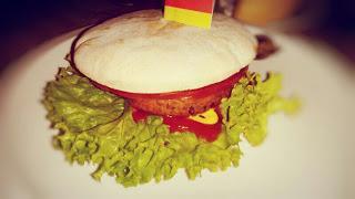 Road Stop in Münster - eine Enttäuschung für Veganer und Vegetarier