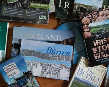 Auf dem Burren Way durch die Steinwüste Irlands