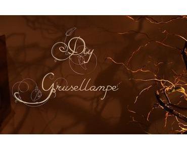 Halloween – DIY Grusellampe