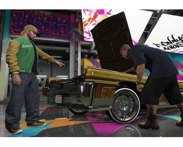 GTA Online: Lowriders-Erweiterung erscheint heute