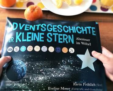 Im Weltall: Der kleine Stern bekommt Besuch