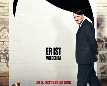 Review: ER IST WIEDER DA – Hitler, kann das sein?!