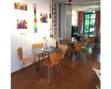 Mein geliebtes Café Glanz