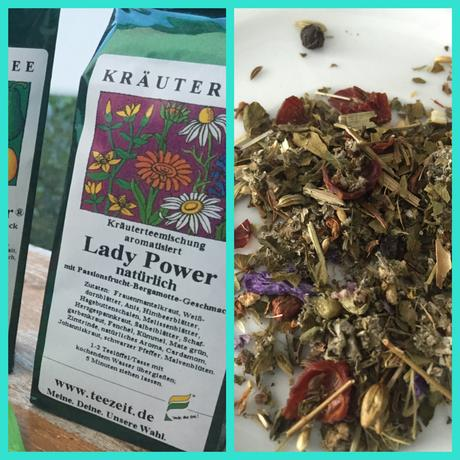 Lady Power - Kräutertee