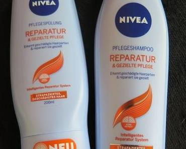""" Nivea "" Shampoo und Spülung"