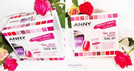 ANNY Paint ....The Revolution Perfect Nails sec.