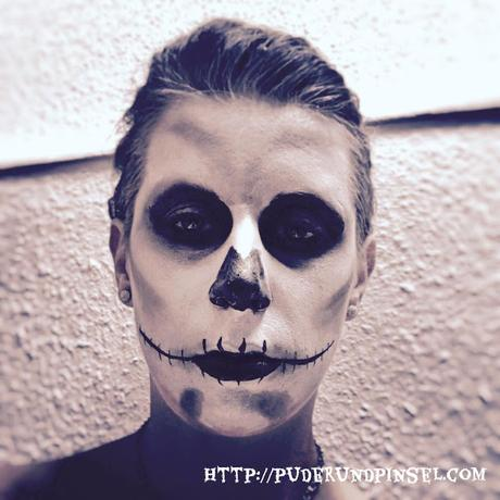 Halloween Schmink Ideen.Halloween Make Up Ideen