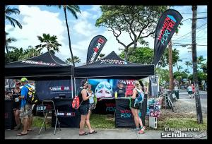 EISWUERFELIMSCHUH - Hawaii Big Island IRONMAN Messe Woman For Tri (1)