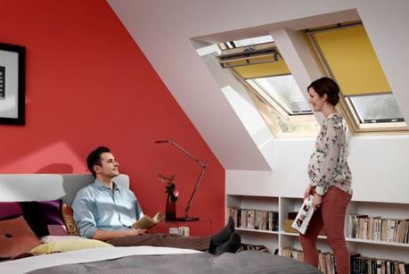 """Wohnen im Dachgeschoss – Tipps zur Einrichtung der """"schrägen ..."""