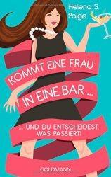 Rezension - Helena S. Paige - Kommt eine Frau in eine Bar / A Girl Walks Into a Bar