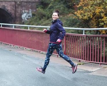 Laufbekleidung: 2 Outfits zum Joggen im Winter