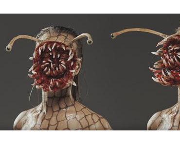 Killer Snail: Das wohl beste Halloween Make-up in diesem Jahr